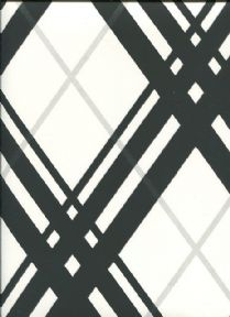 Paper & Ink Black & White Wallpaper BW22010 By Wallquest Ecochic For Today Interiors
